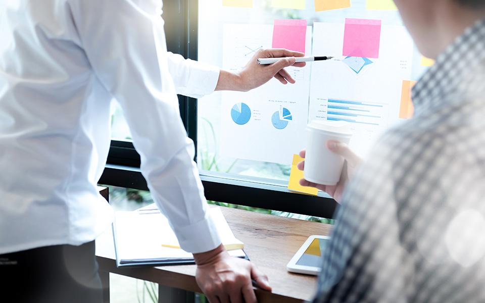 新規事業と既存事業の連携強化